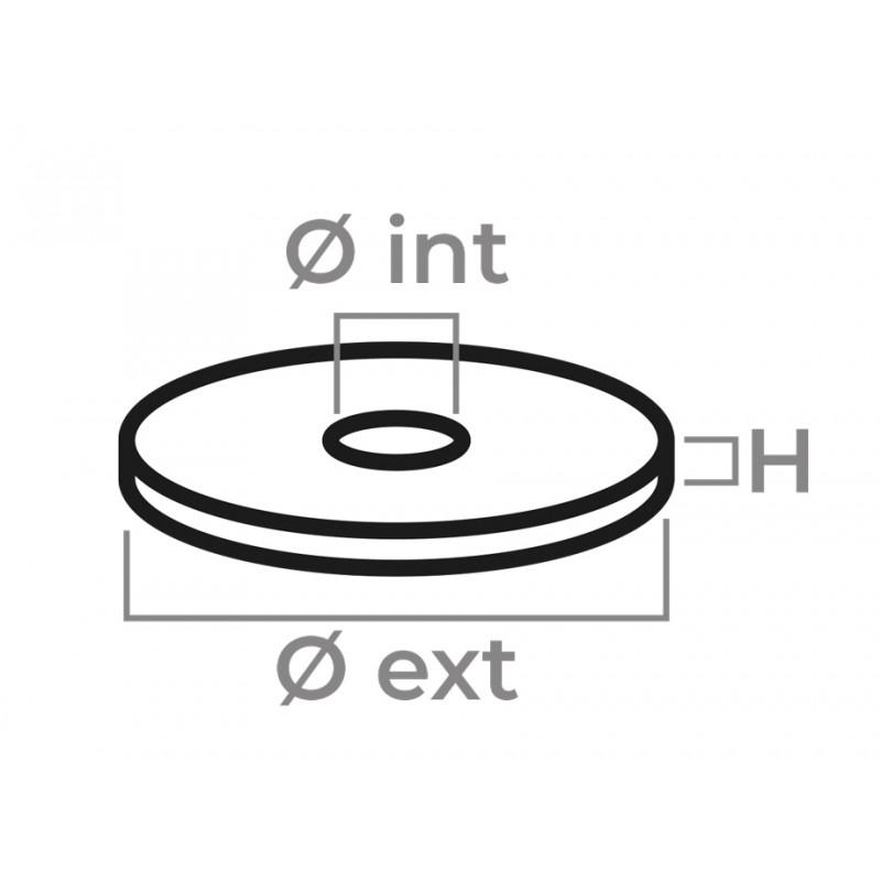 Bielas Shimano DEORE M590 175 44 32 22 negro HT2